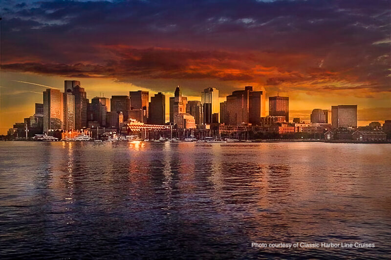 Boston Harbor Sightseeing and Special Event Cruises