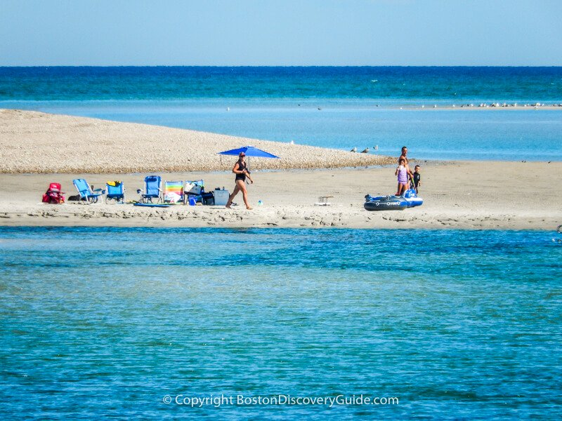 Beach near Provincetown