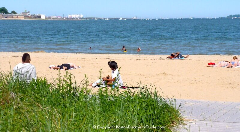 Best Boston Beaches