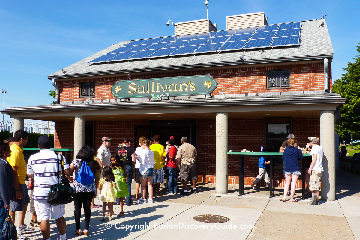 Sully's - Castle Island