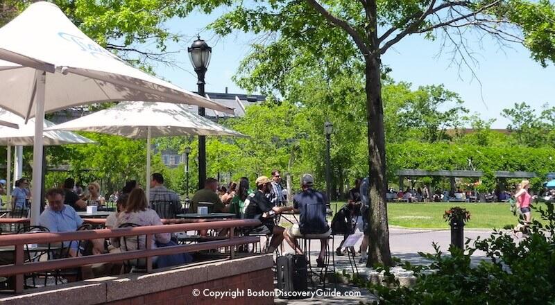 Boston July Events