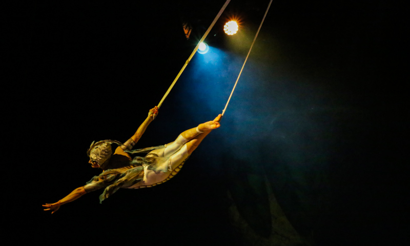 Cirque du Soleil comes to Boston - tickets, discount tickets