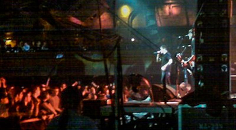 Dropkick Murphys performing at House of Blues Boston on St Patrick's Day
