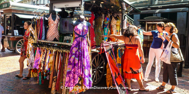 6d44c3b6d17 Boston Shopping - Malls, Outlets, Markets - Boston Discovery Guide