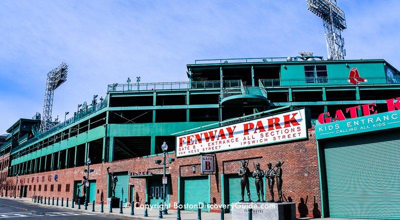 Hotels Near Boston Baseball Stadium