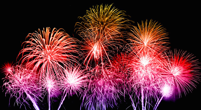 Labor Day weekend events in Boston - Fireworks over Boston Harbor