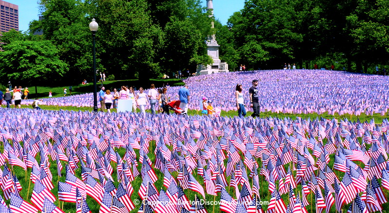 Memorial Day Events in Boston