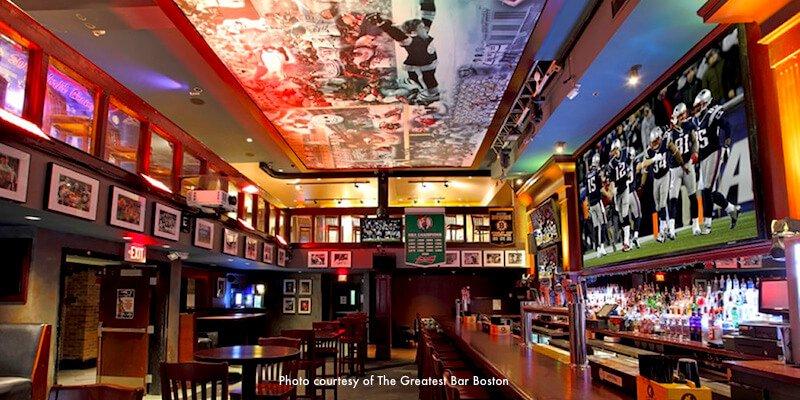 The Greatest Bar near TD Garden in Boston