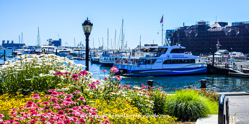 Christopher Columbus Park - Free events in June in Boston