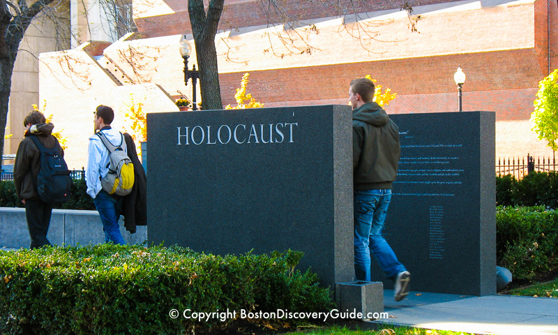 Boston Holocaust Memorial