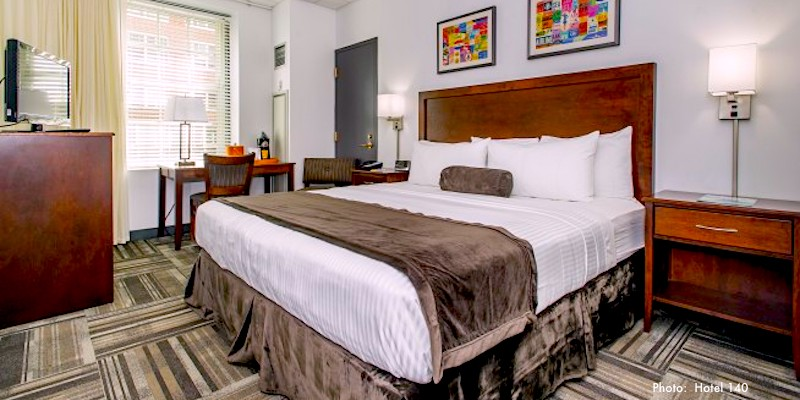 Hotel 140 - inexpensive Boston hotel