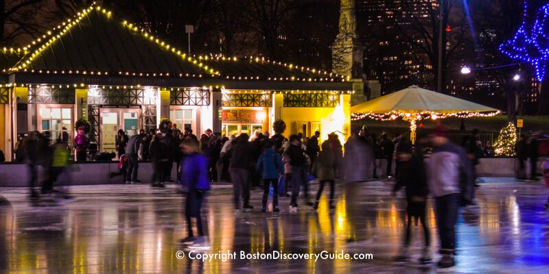 Best Boston winter activities