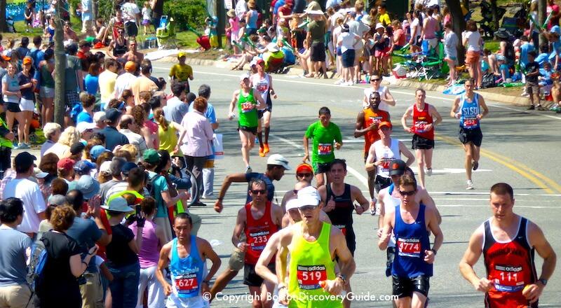 Boston Marathon - Mens Division