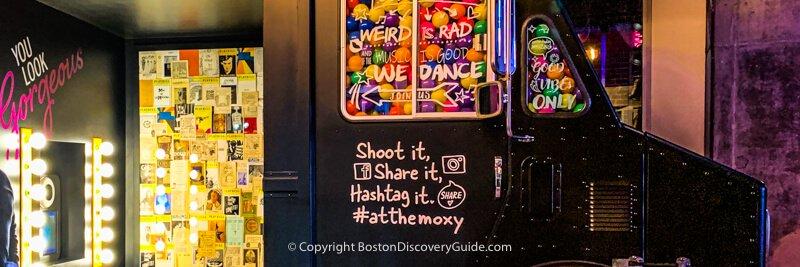 Moxy Boston Hotel, top choice near Boston's Theatre District