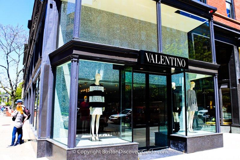 Calvin Klein Outlet at Wrentham Village