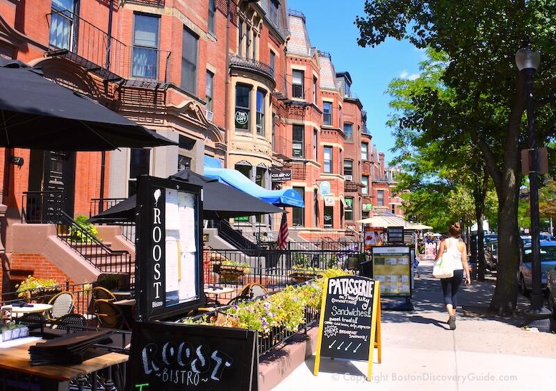 Vilna Shul in Boston's Beacon Hill