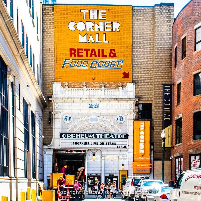 Boston Theater Guide - Theatre District Venues, Shows, Tickets, Discounts -  Boston Discovery Guide