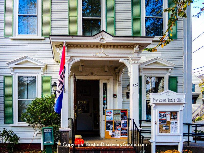 Provincetown Tourism Office