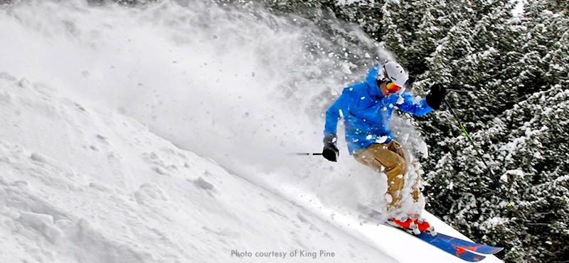 King Pine Purity Spring Resort, New England Ski Resort in NH