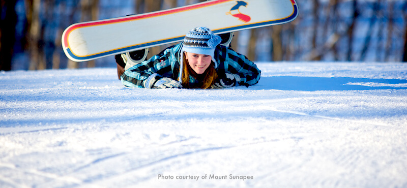Mount Sunapee, New England ski area close to Boston