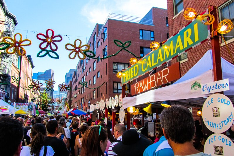 North End Feasts and Festivals