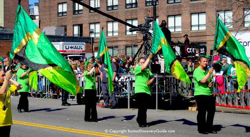 St Patrick S Day Events In Boston 2018 Parade