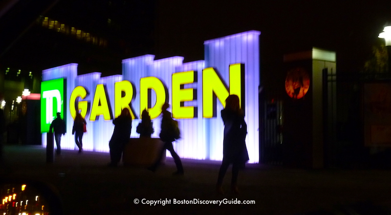 Boston Hotels near TD Garden