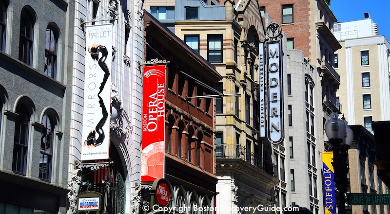 Deals, discounts, and savings on Boston shows, tours, cruises, events from Goldstar and BosTix