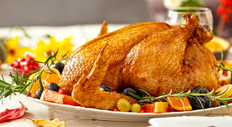 Where to enjoy Thanksgiving dinner in Boston