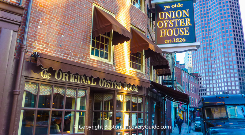 Great Union Oyster House