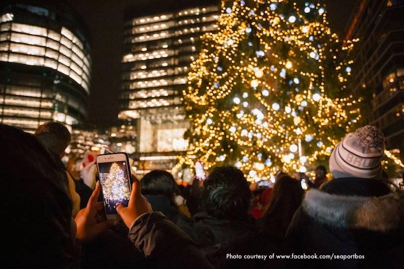 Christmas In Boston 2019.Boston Christmas Tree Lighting Events Schedule 2019 Boston