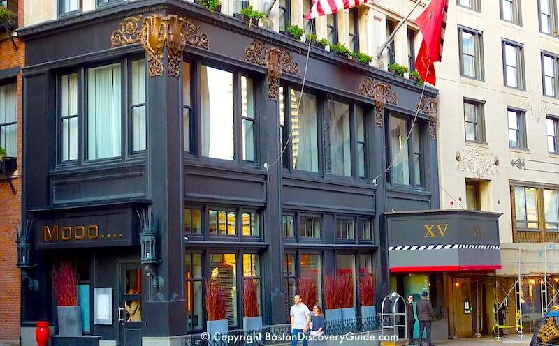 Beacon Hill Boston Hotels