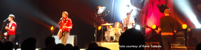 Boston concert schedule - May