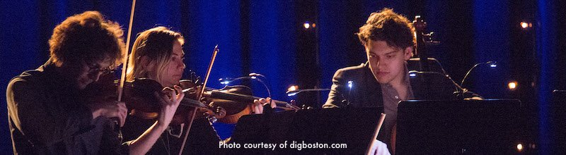 Boston Concert Schedule - October