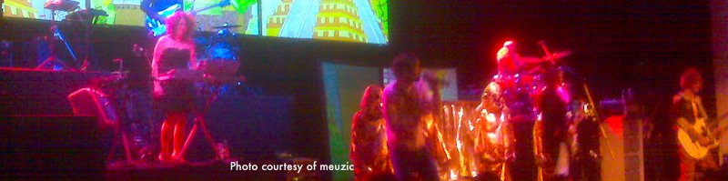 Boston Concert Schedule - February