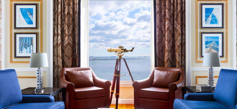 Downtown Boston Hotels - Boston Harbor Hotel