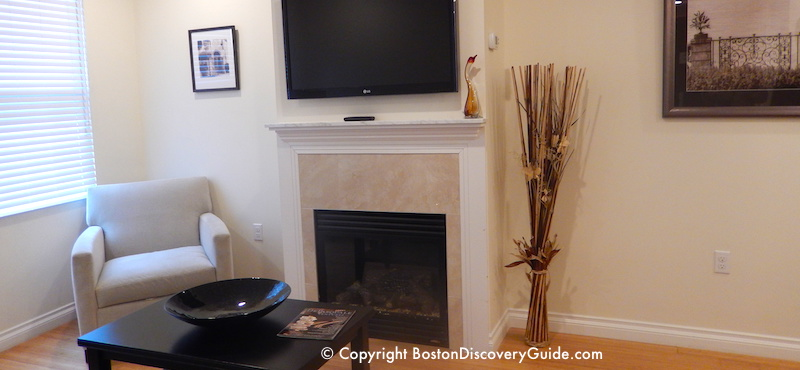 Hotels in Boston's North End- Bricco Suites