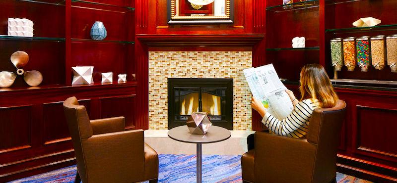 Boston Financial District Hotels - Club Quarters