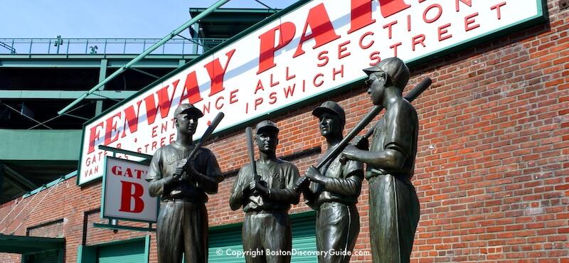 Boston Sports - Fenway Park  Schedules, Tickets, Information