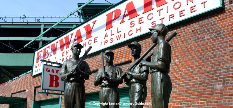 Boston Sports - Fenway Park  Schedules, Tickets, Information