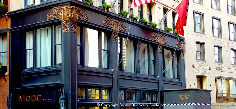 Hotels near Boston's Beacon Hill