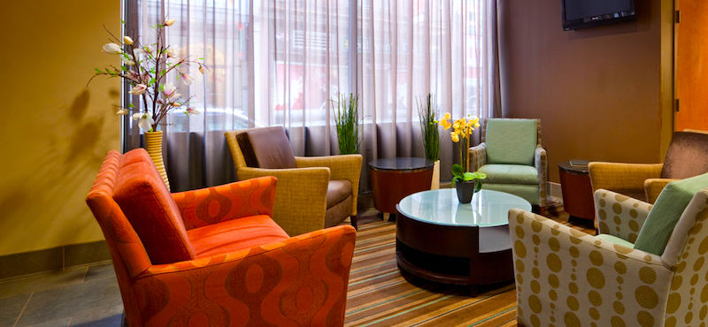 Boston Hotels near TD Garden - Holiday Inn Express