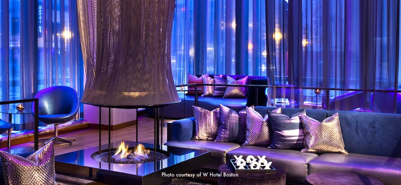 W Hotel, top choice near Boston Common