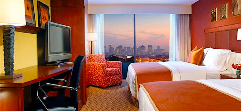 Marriott Courtyard Boston Logan Airport Hotel Stay and Fly Packages