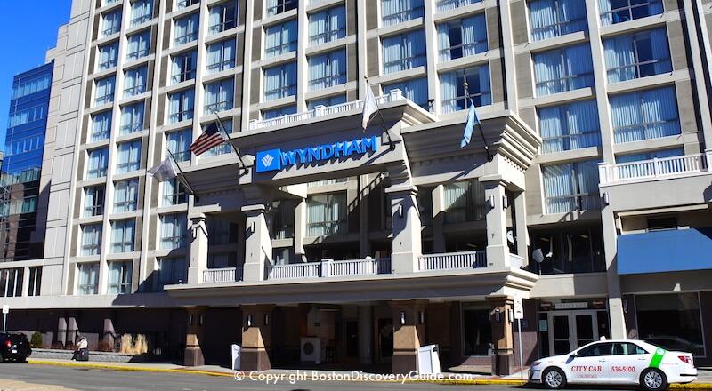 Beacon Hill Boston Hotels - Wyndham Hotel