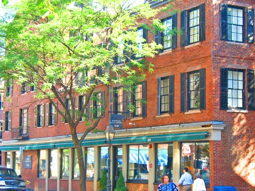Beacon Hill Hotel and Bistro in Boston's exclusive Beacon Hill neighborhood