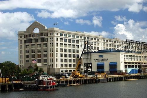 Boston Design Center, next to Black Falcon Cruise Terminal / www.boston-discovery-guide.com