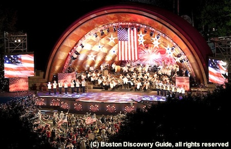 More to do for free in Boston - July 4th concerts