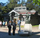 Freedom Trail Visitor Information Center