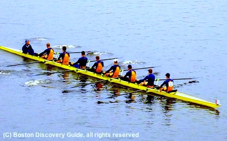 Head of the Charles Regatta - attend this Boston event for free